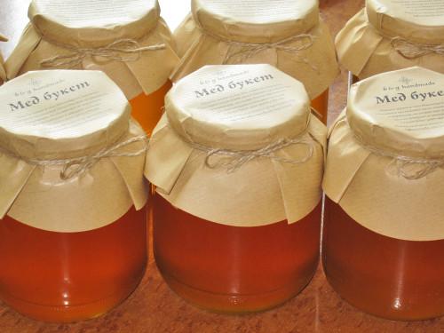 Мед букет